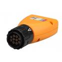 2 stuks FDC-02 Bluetooth intercom motor interphone 1000meter