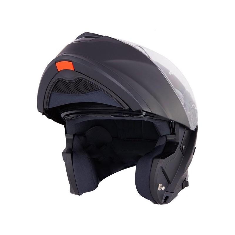 Combi deal Motor navigatie systeem 3.5inch + 2 stuks bluetooth headset
