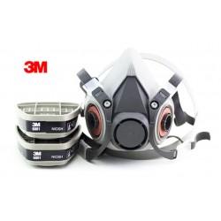 Gasmasker 3M beveiligings...