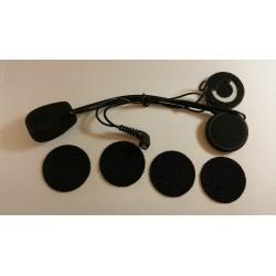 Helm Speaker set voor de...