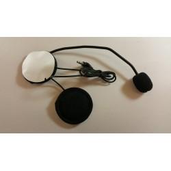 Helm Speaker set voor de v6...