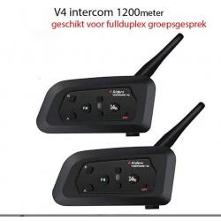 2 stuks V4 INTERPHONE motor...